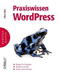Praxiswissen WordPress (O'Reilly Basics) - WordPress.com