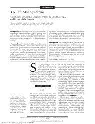 The Stiff Skin Syndrome - JAMA Pediatrics