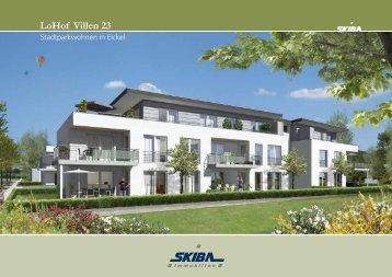 LoHof Villen 23 - SKIBA Immobilien