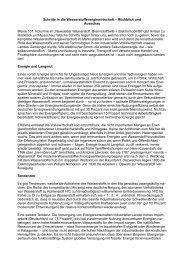 Schritte in die Wasserstoffenergiewirtschaft – Rückblick ... - itshytime