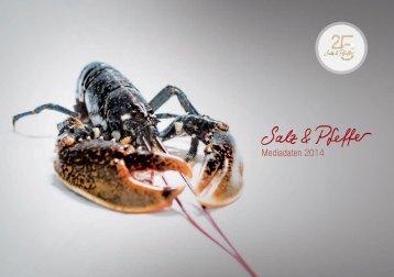 Download Mediadaten 2014 - Salz & Pfeffer