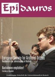 European Society for Artificial Organs - Sphinx ET