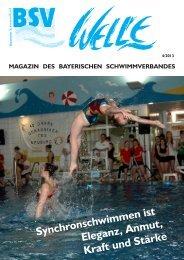 BSV-Welle Ausgabe 4 / 2013 - 105. Ausgabe - Bayerischer ...