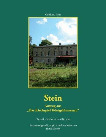 Stein - Königsblumenau
