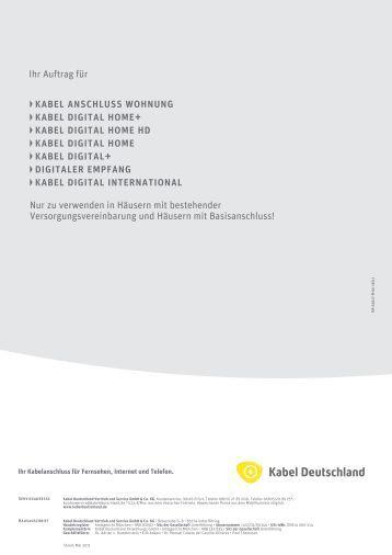 kabelanschluss ferienwohnung kabel deutschland. Black Bedroom Furniture Sets. Home Design Ideas