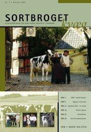 1-2003 - Dansk Holstein