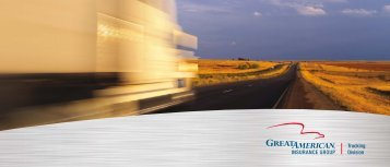Trucking Division - Great American Insurance Group