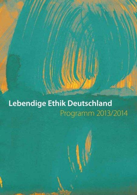 neues Programm für 2013/2014 - zfle.de