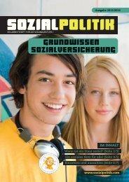 Sozialpolitik – Grundwissen Sozialversicherung ... - Sozialpolitik.com