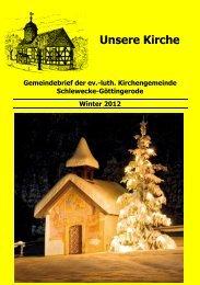 Gemeindebrief Winter 2012 13.pdf, Seiten 1-24 - Schlewecke ...