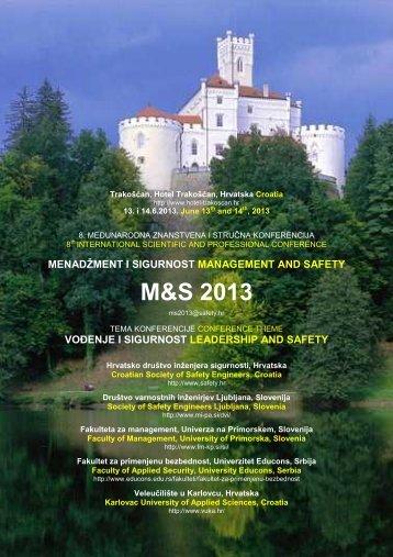 M&S 2013 - MI