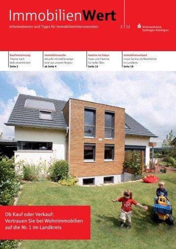 ImmobilienWert - Kreissparkasse Esslingen-Nürtingen