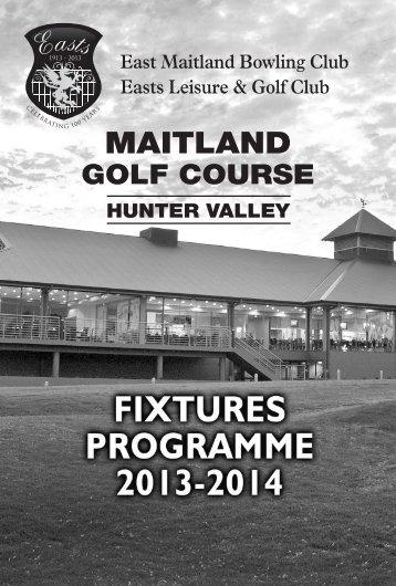 MAITLAND - East Maitland Bowling Club