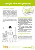 """Broschüre """"Urheberrecht in der Praxis"""" - Katechetisches Amt - Seite 7"""