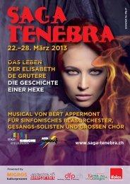 Musical Saga Tenebra