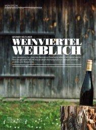 Weinviertel - WEINGUT INGRID GROISS