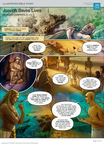 ILLUSTRATED BIBLE STORY