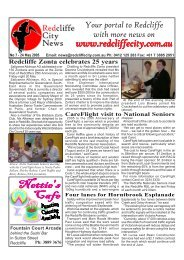 20050524Edition7 - Redcliffe City News