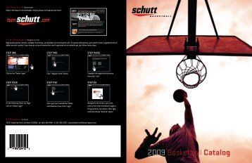 09 Basketball Gear - Schutt Sports