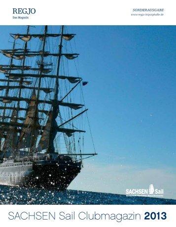 SACHSEN Sail Clubmagazin 2013