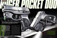 CombatHandgunsR5RTLL.. - Viridian Green Laser Sights