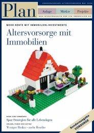 Altersvorsorge mit Immobilien - EconBiz