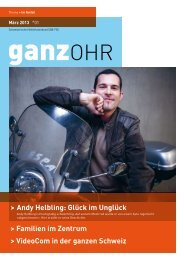 Andy Helbling: Glück im Unglück > Familien im Zentrum ...