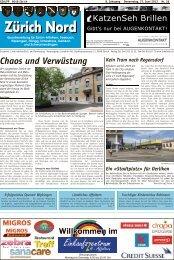 Chaos und Verwüstung - Lokalinfo AG