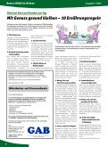 """Durch """"dick und dünn"""" Das begehbare Darmmodell - Seite 6"""