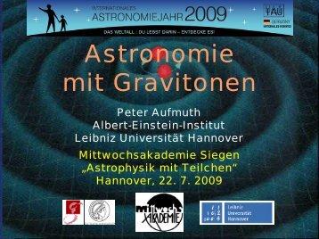 Ruthe 2006 - GEO600 - Leibniz Universität Hannover