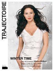 WINTER TIME - TRAJECTOIRE MAGAZINE