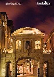 Temple Bar Investment Trust - Morningstar Document Library