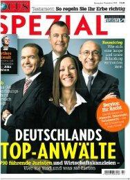 'Top Wirtschaftskanzleien 2013' zu den - Schramm Meyer Kuhnke