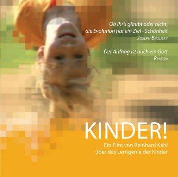 KINDER! - Reinhard Kahl