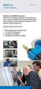BENZ Technologietag - BENZ GmbH Werkzeugsysteme - Seite 5