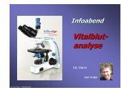 Präsentation. - vitalblutanalyse