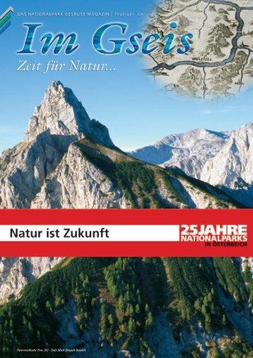 downloaden - Nationalpark Gesäuse