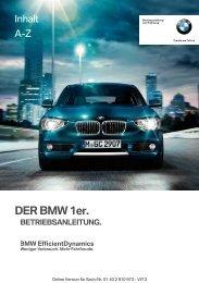 DER BMW 1er. - No-IP