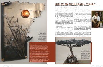 INTERVIEW WITH DANIEL STUART - Iron Antler Forge