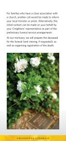 Click to Download Arranging a Funeral Brochure - Palmdale Group - Page 6