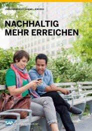 Zwischenbericht - SAP.com