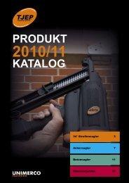 PRODUKT KATALOG - Arthur Bründler AG