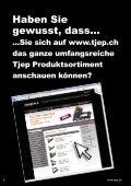 PRODUKT KATALOG - Arthur Bründler AG - Seite 6