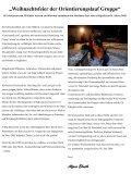 Bericht von Alfons zur Weihnachtsfeier vom 21.12.2005 - Seite 2