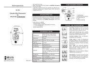 HI 755 Checker Mini-Photometer für Alkalinität in Seewasser