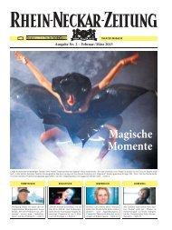 Magische Momente - Theater und Orchester Heidelberg