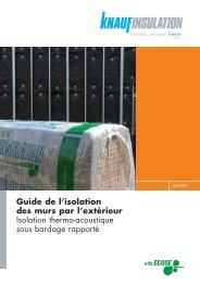 Brochure ITE_24 pages - Knauf Insulation
