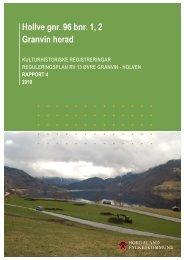 4 2010 Granvin - Hordaland fylkeskommune
