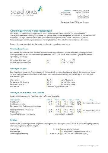 Download Merkblatt - Sozialfonds