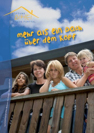 Infoprospekt downloaden (PDF, 2,9 MB) - Haus Furttal - Stiftung Dihei